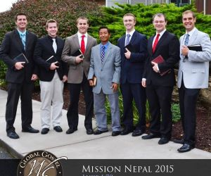 Read more...Blake Young to Nepal - Mission Trip
