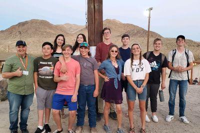 Youth Camp at Ironwood