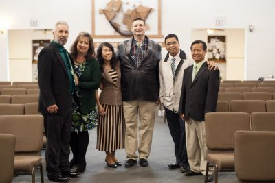 Helps Ministry Missionaries Visit Broken Arrow