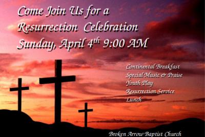 2021 Resurrection Sunday